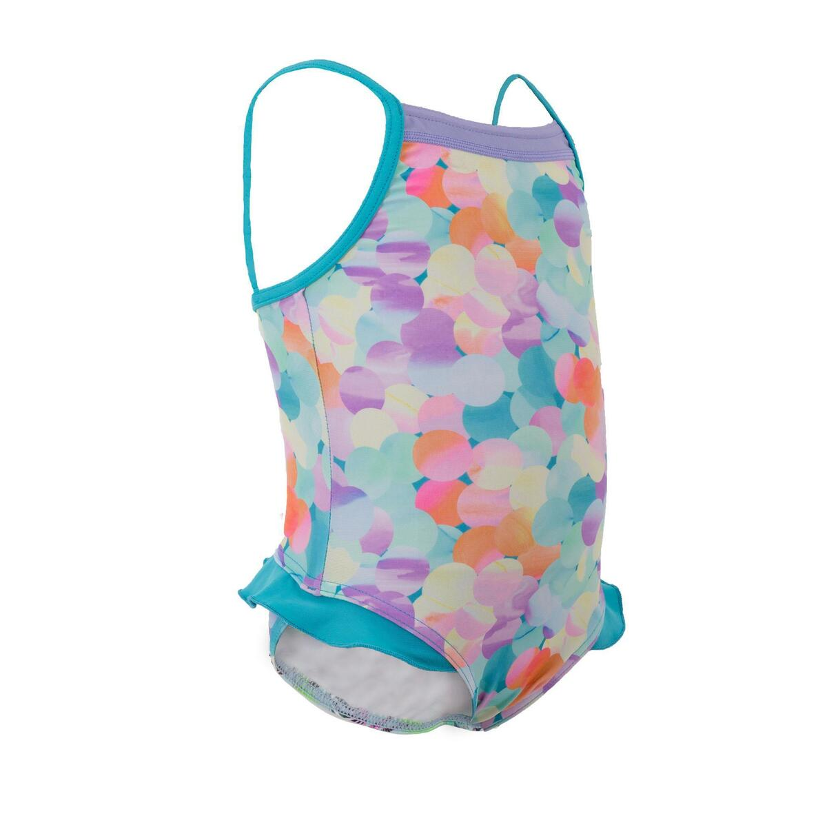 Bild 1 von Badeanzug Madina Baby Print hellblau