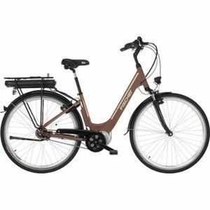 "Fischer E-Bike City-Fahrrad Tiefeinsteiger 28"" Cita 3.0-S1 Damen"