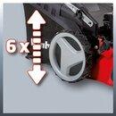 Bild 4 von Einhell Benzin-Rasenmäher GC-PM 51/2 S HW-E 70 l Fangsack Elektro-Start 2,7 kW