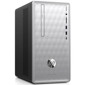 HP Pavilion Desktop 590-p0632ng AMD Ryzen 3 2200G, 8GB RAM, 1TB, 128GB SSD, AMD Radeon Vega 8, DOS