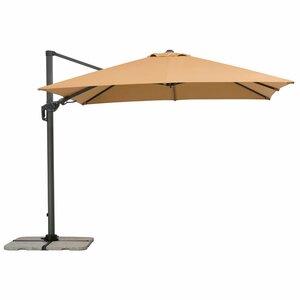Schneider Schirme Ampelschirm   Rhodos Twist sand