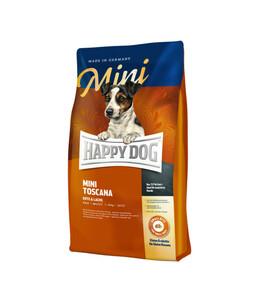 Happy Dog Supreme Mini Toscana, Trockenfutter, 4 kg