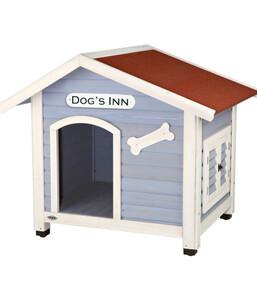 Trixie Natura Hundehütte Dog´s Inn mit Satteldach