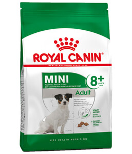 Royal Canin Trockenfutter Mature 8+ Mini