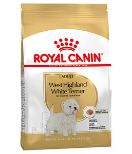 Royal Canin Trockenfutter West Highland Terrier Adult