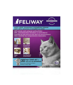 Feliway Happy Home Start-Set, 48 ml