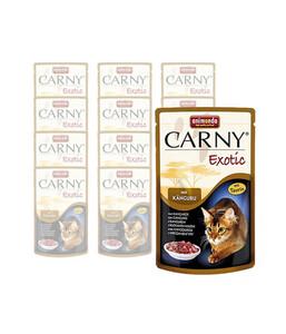 animonda Nassfutter Carny® Exotic, 12 x 85g