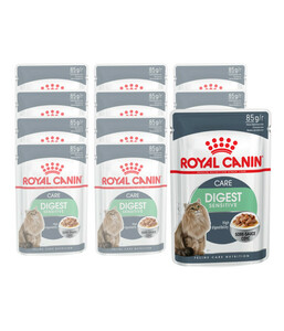 Royal Canin Digest Sensitive, Nassfutter, 12 x 85g