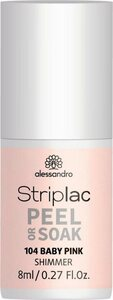 alessandro international UV-Nagellack »Striplac PEEL OR SOAK«