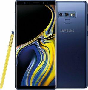 Samsung Galaxy Note 9 Smartphone (16,2 cm/6,4 Zoll, 128 GB Speicherplatz, 12 MP Kamera)