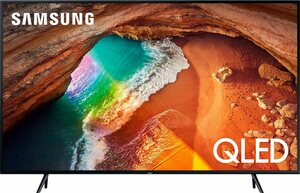 Samsung GQ82Q60RGTXZG QLED-Fernseher (207 cm/82 Zoll, 4K Ultra HD, Smart-TV)