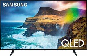 Samsung Premium GQ65Q70R QLED-Fernseher (165 cm/65 Zoll, 4K Ultra HD, Smart-TV)