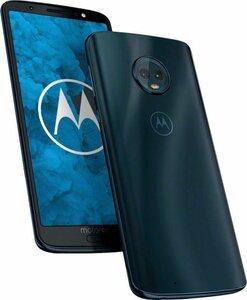 Motorola moto g6 Smartphone (14,48 cm/5,7 Zoll, 32 GB Speicherplatz, 12 MP Kamera, Upgrade auf Android 9 verfügbar)