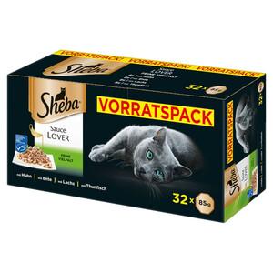 Sheba Sauce Lover Schale Multipack