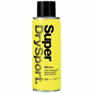 SuperDry Sport. RE:vive men´s body spray 2.00 EUR/100 ml