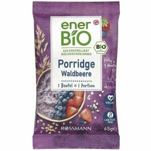 enerBiO Porridge Waldbeere 1.52 EUR/100 g