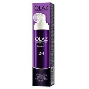 Olaz Anti Falten Creme 2in1 Tagescreme + Serum 7.98 EUR/100 ml