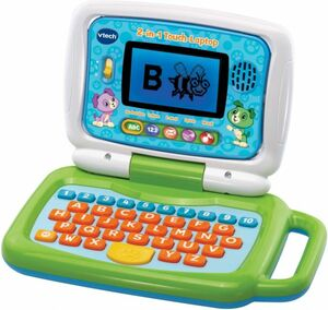 VTech - Touch-Laptop - 2in1