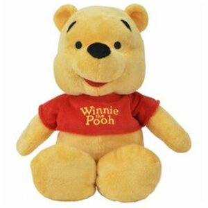 Simba - Winnie Puuh: Schlenkerpuppe Winnie Puuh, ca. 35 cm