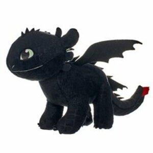 Dragons 3 - Ohnezahn Plüschfigur