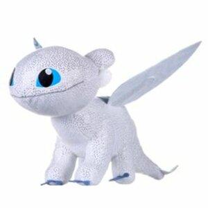 Dragons 3 - Light Fury Plüschfigur
