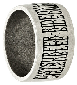 Ring - Fancy Font