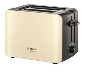 BOSCH TAT6A117 ComfortLine Kompakt-Toaster