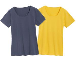 blue motion + 2 T-Shirts, große Mode