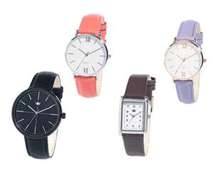 SEMPRE Armbanduhr mit Lederband