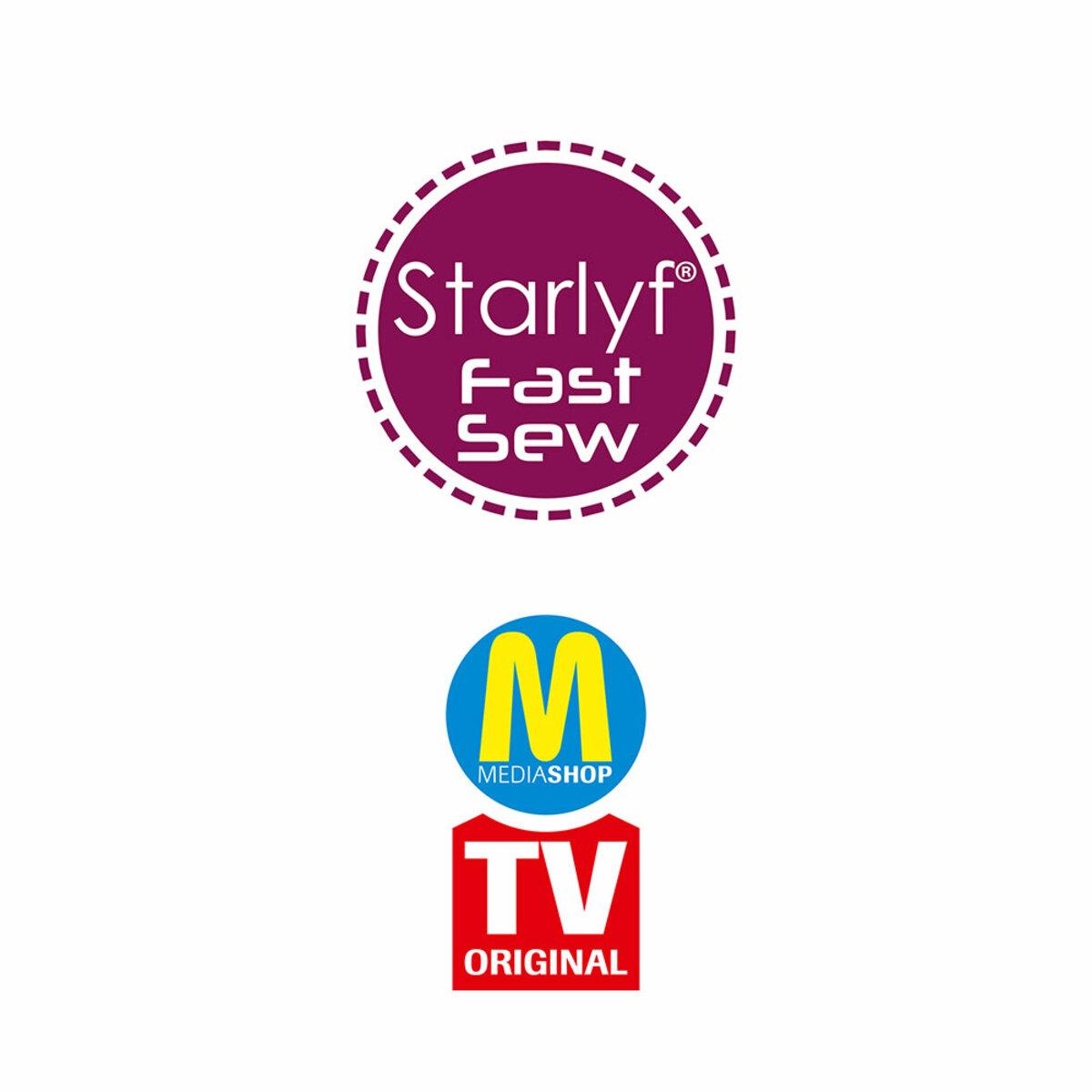 Bild 3 von Starlyf Fast Sew Mini-Nähmaschinen-Set