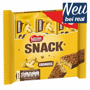 Nestle Snack Multipack Erdnuss 3er = jede 120-g-Packung