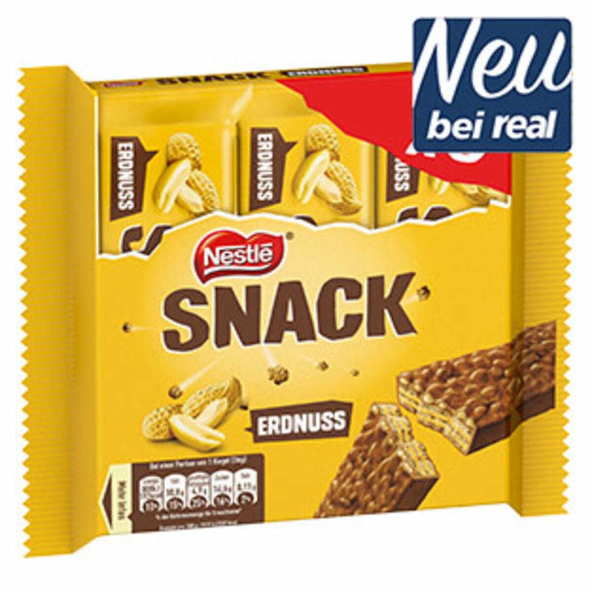 Nestle Erdnuss Snack