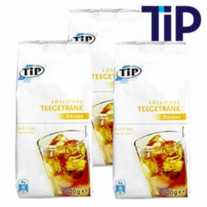 TIP lösliches Teegetränk Zitrone jede 400-g-Dose, ab 3 Packungen je