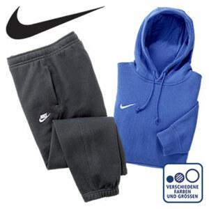 Kapuzensweatshirt oder Jogginghose