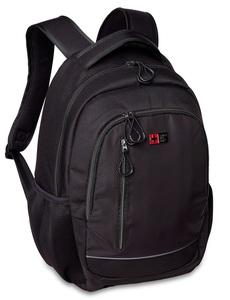 Swiss Life NDK Rucksack mit Laptopfach 20 Liter schwarz