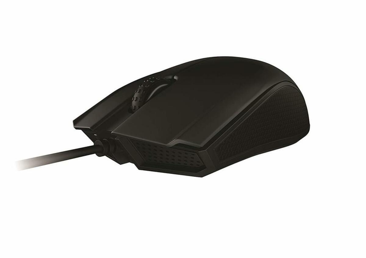 Bild 4 von Razer Abyssus Essential, Beidhändig, Optisch, USB, 7200 DPI, Schwarz