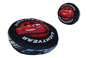 Simba Disney Cars 3, Kissen rund; 6315871054
