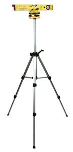 BRÜDER MANNESMANN Laser-Wasserwaagen-Set 7-teilig