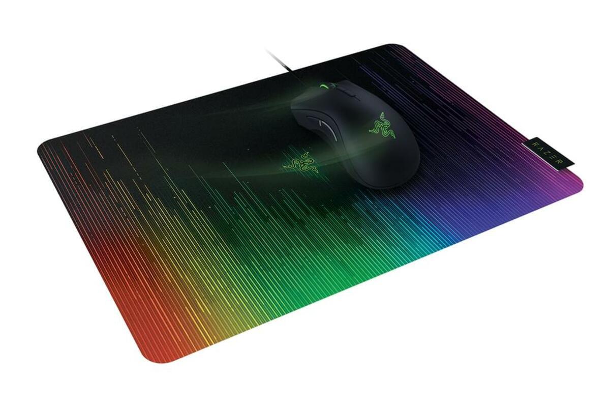 Bild 5 von RAZER Sphex  V2 Mousepad ( RZ02-01940100-R3M1), Farbe:Schwarz
