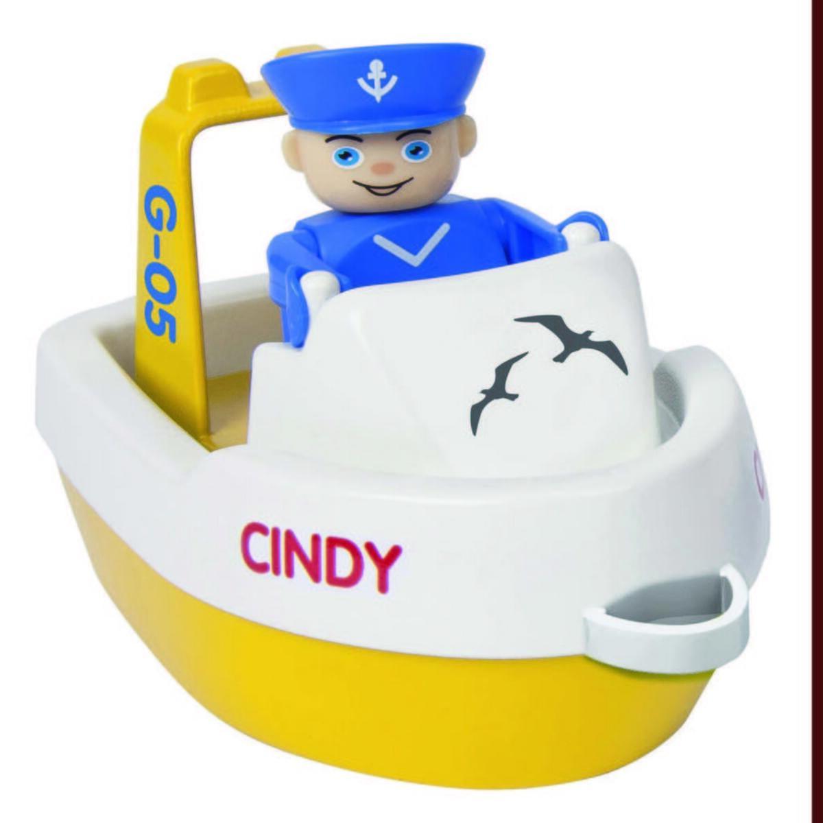 Bild 2 von BIG Wasserspiel Waterplay Boat-Set / Boot-Set