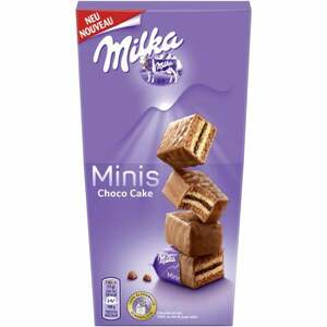 Milka Minis Choco Cake 1.70 EUR/100 g