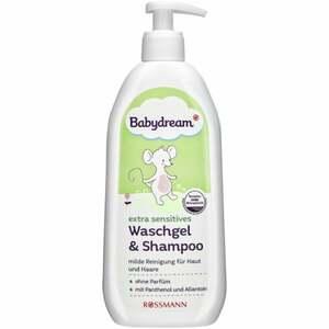 Babydream extra sensitives Waschgel & Shampoo 3.82 EUR/1 l