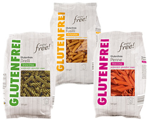 enjoy free! Glutenfreie Pastavariation