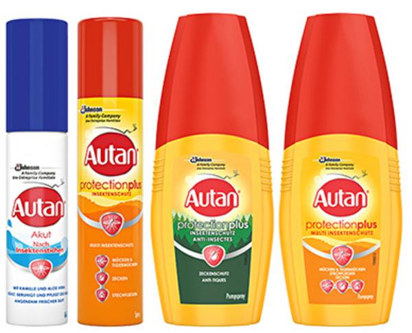 Autan®  Insektenschutz oder Akut Gel