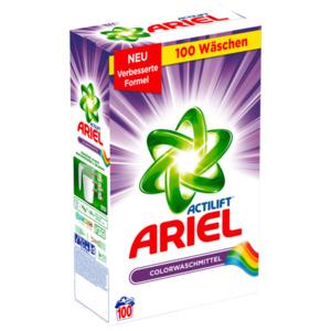Ariel Colorwaschmittel Pulver Color 6,5kg, 100WL