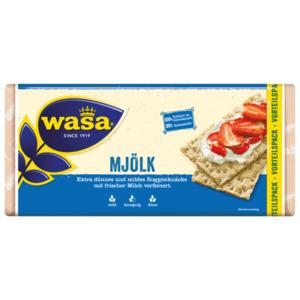 Wasa Knäckebrot Mjölk 460g