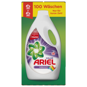 Ariel Color Farbschutz 2x2.75l, 100WL