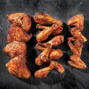 Gut Langenhof Hähnchen Geflügelpaket XXL