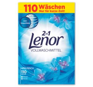 LENOR Waschpulver