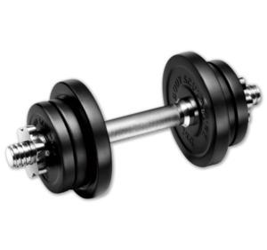BODY SCULPTURE Kurzhantel-Set 10 kg